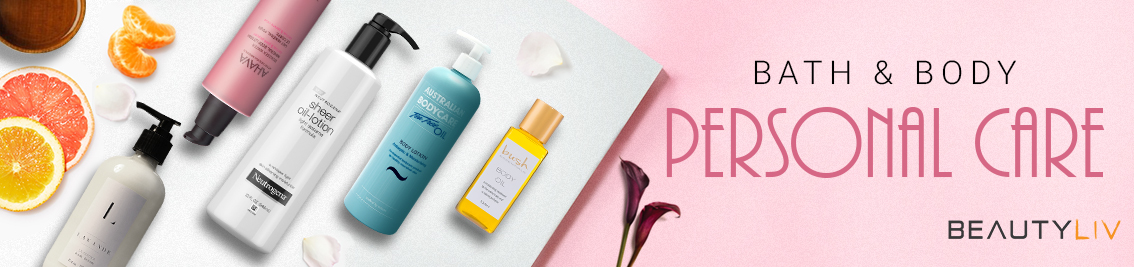 BATH & BODY, PERSONAL CARE, Body Lotions & Body Oils banner