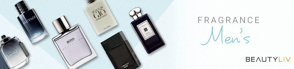 FRAGRANCE, MEN'S banner