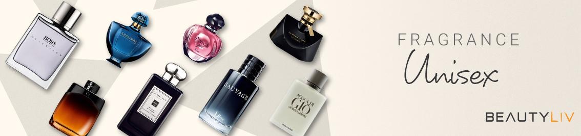 FRAGRANCE, UNISEX, Perfume banner