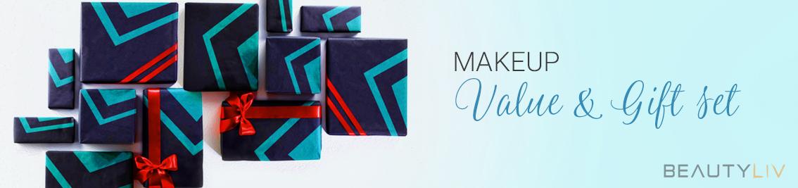 MAKEUP, Value & Gift  Sets banner