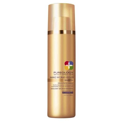 Pureology - Nano Works Gold Shampoo