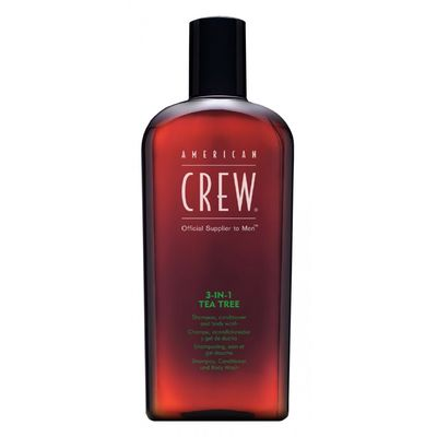 American Crew - 3 In 1 Tea Tree