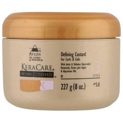 Avlon - KeraCare Natural Textures Defining Custard