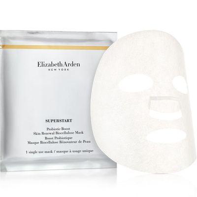Elizabeth Arden - SuperStart Probiotic Boost Skin Renewal Biocellulose Mask