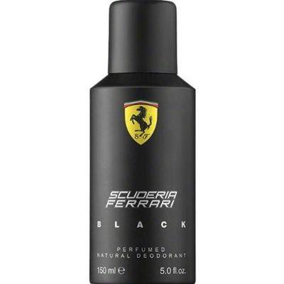 Ferrari - Ferrari Black Deodorant Spray