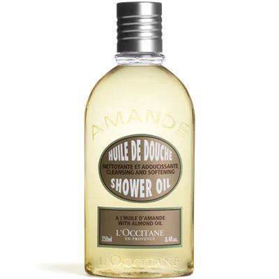 L'Occitane - Cleansing And Softening Almond Shower Oil