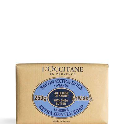 L'Occitane - Shea Butter Extra Gentle Soap Lavender