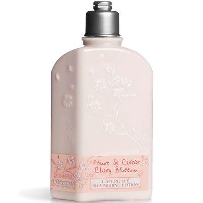 L'Occitane - Cherry Blossom Shimmering Lotion