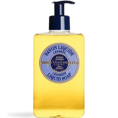 L'Occitane - Shea Butter Liquid Soap Lavender