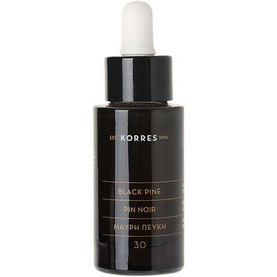 Korres - Black Pine 3D Sculpting & Firming Sleeping Oil