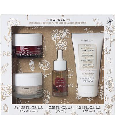 Korres - Brighten & Nourish Gift Set
