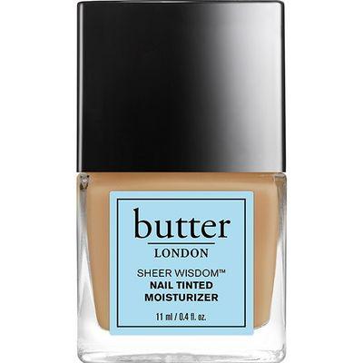 Butter London - Sheer Wisdom Nail Tinted Moisturizer
