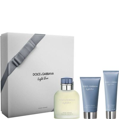 Dolce & Gabbana - Light Blue Pour Homme Eau de Toilette Gift Set