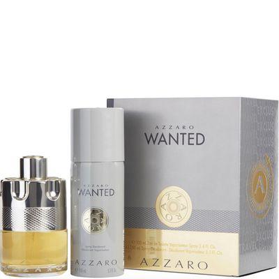 Azzaro - Azzaro Wanted Eau De ToiletteGift Set