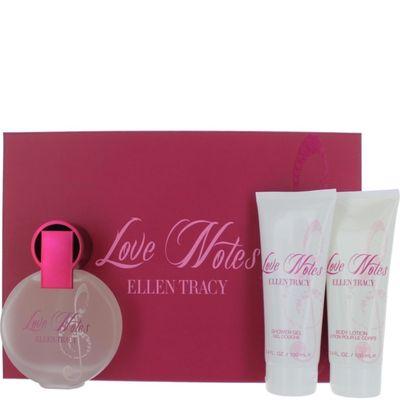 Ellen Tracy - Love Notes Eau de Parfum Gift Set
