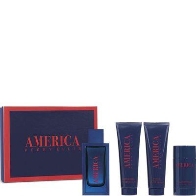 Perry Ellis - America Eau de Toilette Gift Set