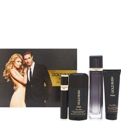 Paris Hilton - Gold Rush Man Eau de Toilette Gift Set