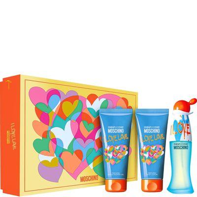 Moschino - I Love Love Eau de Toilette Gift Set