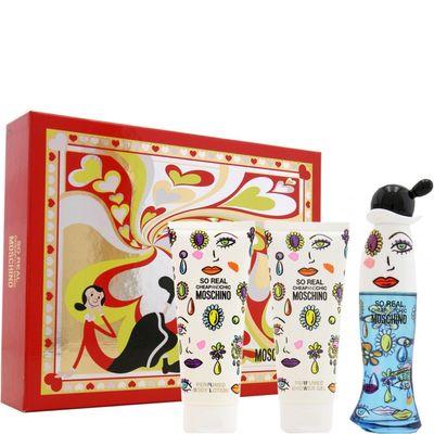 Moschino - So Real Cheap & Chic Eau de Toilette Gift Set