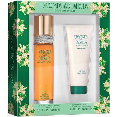 Elizabeth Taylor - Diamonds & Emeralds Eau de Toilette Gift Set