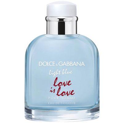 Dolce & Gabbana - Light Blue Love Is Love Pour Homme Eau de Toilette