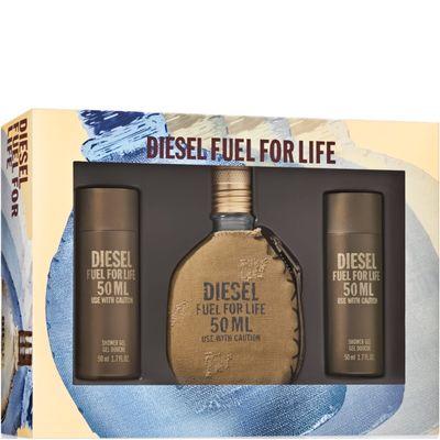 Diesel - Fuel For Life Eau de Toilette Gift Set