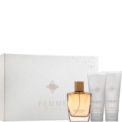 Usher - Usher Femme Eau de Parfum Gift Set