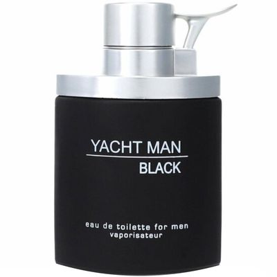 Myrurgia - Yacht Man Black Eau de Toilette
