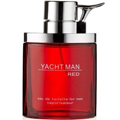 Myrurgia - Yacht Man Red Eau de Toilette