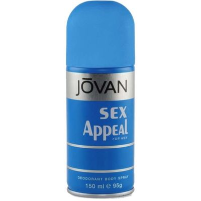 Jovan - Sex Appeal Deodorant Spray