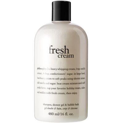 Philosophy - Fresh Cream Shampoo Shower Gel & Bubble Bath