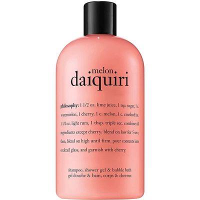 Philosophy - Melon Daiquiri Shampoo Shower Gel & Bubble Bath